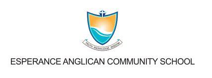 Esperance Anglican Community School 埃斯佩兰斯圣公会学校